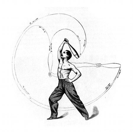 Тренировки с булавой для новичков Изображение 2