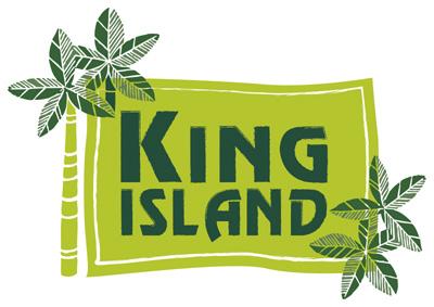 King island логотип