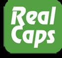 Real Caps логтип