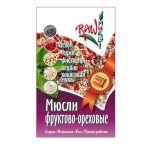 Мюсли Фруктово-ореховые фото