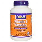 Витамин С в порошке Now Foods фото