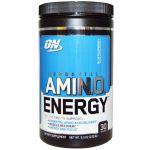 Аминокислоты Essential Amino Energy Blue Raspberry Optimum Nutrition фото