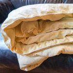 Евро одеяло двуспальное с конопляным наполнителем фото