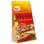 Мука пшеничная цельнозерновая для пиццы Дивинка фото