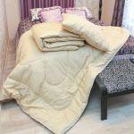 Одеяло двуспальное с конопляным наполнителем HEMPforLIFE фото