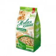 Живая каша Vita микс из пророщенного зерна и хлопьев пшеницы фото
