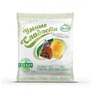Конфеты чернослив и апельсин со стевией Умные сладости фото