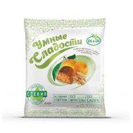 Конфеты курага и грецкий орех со стевией Умные сладости фото
