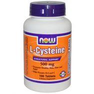 L-цистеин Now Foods фото