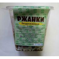 Сухарики ржаные бездрожжевые Укроп фото