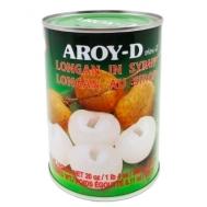 Лонган в сиропе Aroy-D фото