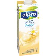 Напиток соевый ванильный Alpro фото
