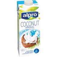 Напиток кокосовый с рисом Alpro фото