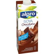 Напиток соевый шоколадный Alpro фото