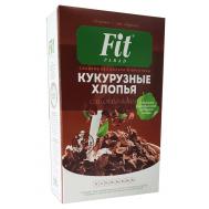 Хлопья кукурузные шоколадные со стевией Fit Parad фото
