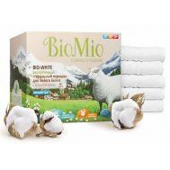 Стиральный порошок для белого белья с экстрактом хлопка без запаха BioMio фото