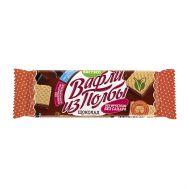 Вафли из полбы Шоколад без сахара фото