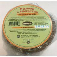Хлеб ржаной с амарантом фото