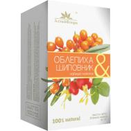 Чай облепиховый с шиповником АлтайФлора фото