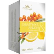 Чай облепиховый с лимоном АлтайФлора фото