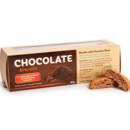 Печенье песочное шоколадное Fit&Sweet фото