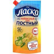 """Майонезный соус постный """"Ласка""""  фото 1"""