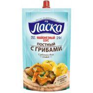 """Майонезный соус постный с грибами """"Ласка"""" фото"""