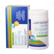 Витамин В + Магний Арнебия фото