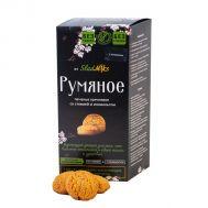 Печенье Румяное сдобное гречневое premium фото