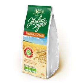 Живая мука Пшенично-отрубная Vita фото