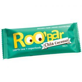 Батончик чиа и кокос Roobar фото
