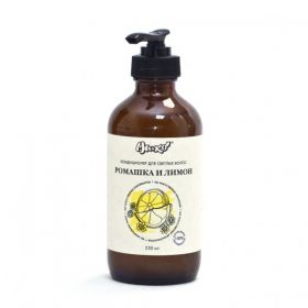 Кондиционер для светлых волос Ромашка и лимон фото