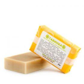 Мыло-шампунь Крапива и лен фото