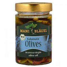 Оливки Kalamata в оливковом масле фото