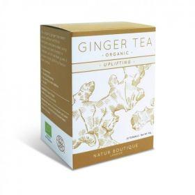 Чай органический имбирный фото