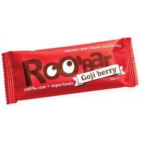 Батончик ягоды годжи Roobar фото