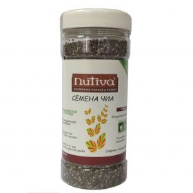 Семена Чиа черные Nutiva фото