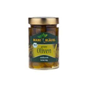 Оливки зеленые al Naturale фото