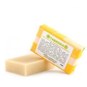 Мыло-шампунь Ромашка и липовый цвет фото