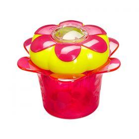 Расческа Tangle Teezer Magic Flowerpot Princess Pink фото