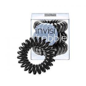 Резинка-браслет для волос Invisibobble True Black фото