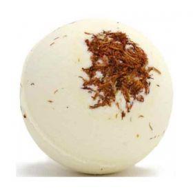 Бурлящий шарик для ванн Сладкий апельсин фото