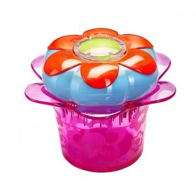 Расческа Tangle Teezer Magic Flowerpot Popping Purple фото