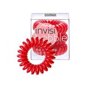 Резинка-браслет для волос Invisibobble Raspberry Red фото