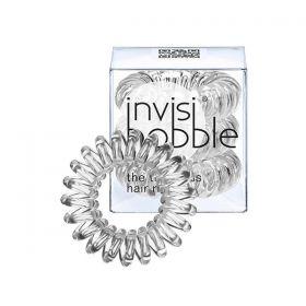 Резинка-браслет для волос Invisibobble Crystal Clear фото