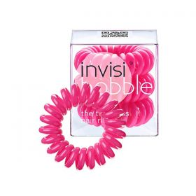 Резинка-браслет для волос Invisibobble Candy Pink фото