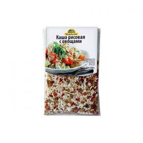 Каша рисовая с овощами фото