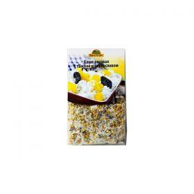 Каша рисовая с тыквой и черносливом фото