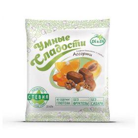 Конфеты ассорти со стевией Умные сладости фото
