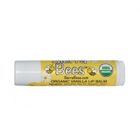 Бальзам для губ крем-блюле Sierra Bees фото
